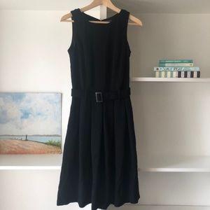 🍁 Ralph Lauren Belted Dress